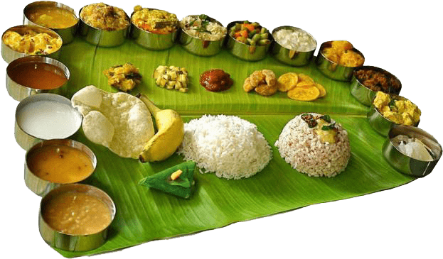 Onam 2016 vkrwa for Ancient indian cuisine